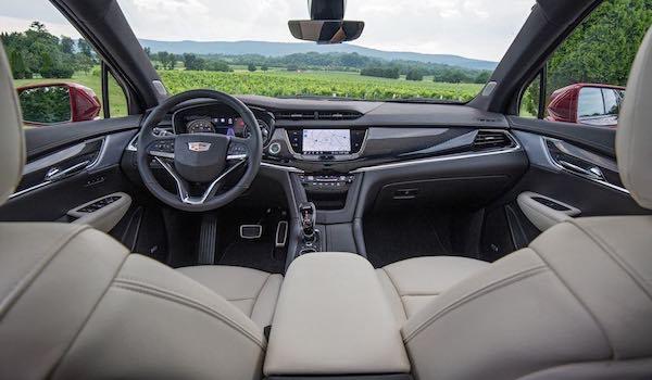 2021 Cadillac XT6 Sport